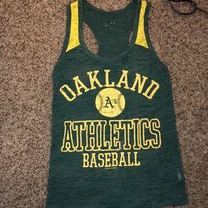 Oakland Athletics A's Tank Top